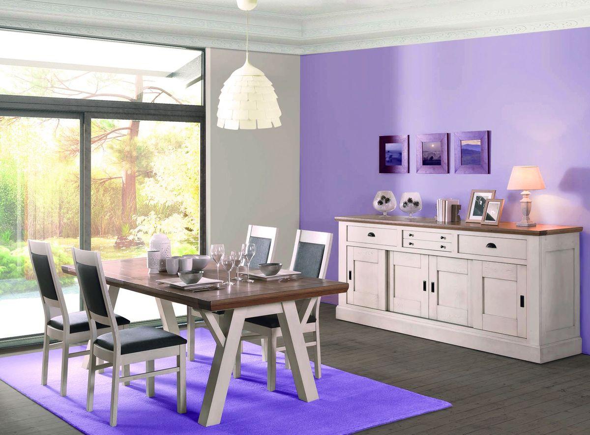 table rectangulaire extensible tr teaux ch teau d 39 olonne. Black Bedroom Furniture Sets. Home Design Ideas